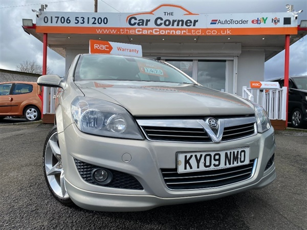 Vauxhall Astra SRI 16V XP E4 used cars Rochdale, Greater