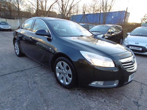 Vauxhall Insignia SRI NAV CDTI (SAT NAV + PARKING SENSORS +