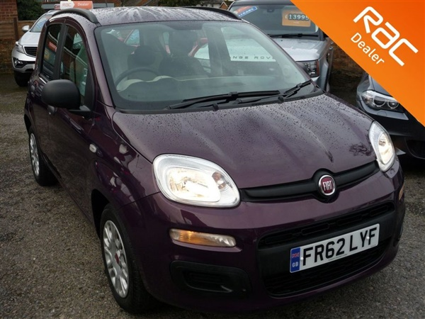 Fiat Panda 1.2 EASY 5d SERVICE HISTORY,  Miles ONLY !