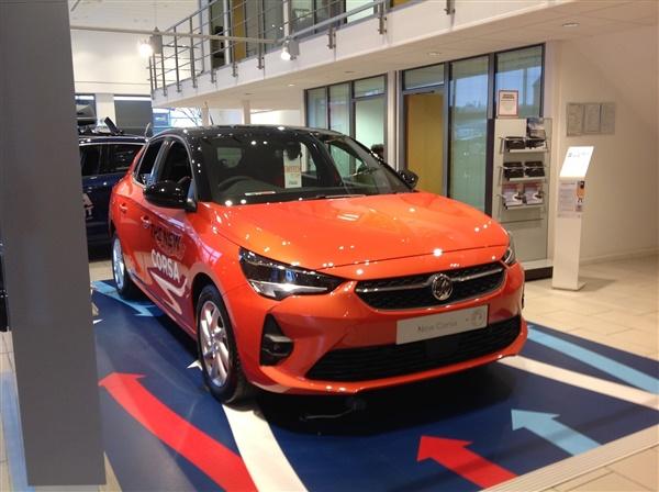Vauxhall Corsa 1.2 Turbo SRi Nav Premium 5dr