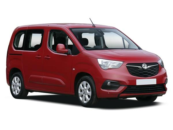 Vauxhall Combo 1.2 Turbo 130 Elite 5dr Auto [7 seat] MPV