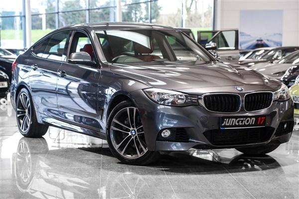 BMW 3 Series d M Sport GT Sport Auto xDrive (s/s) 5dr