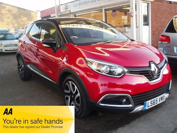 Renault Captur dCi 90 Energy Start-Stop Signature Nav