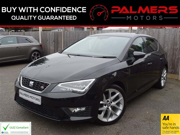 Seat Leon 1.4 EcoTSI FR (Tech Pack) (s/s) 5dr