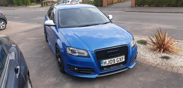 Audi S3 Sportback 6 Speed Manual FSH 150k Excellent cond