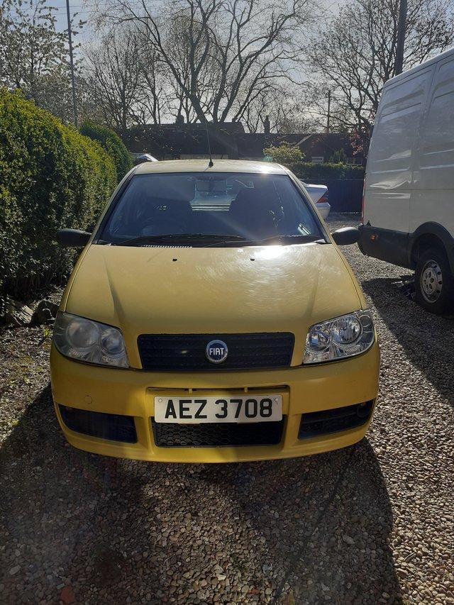Fiat Punto  MOT till Feb.K miles only £650