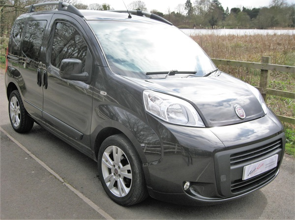 Fiat Qubo 1.3 Multijet Dynamic 5dr Dualogic