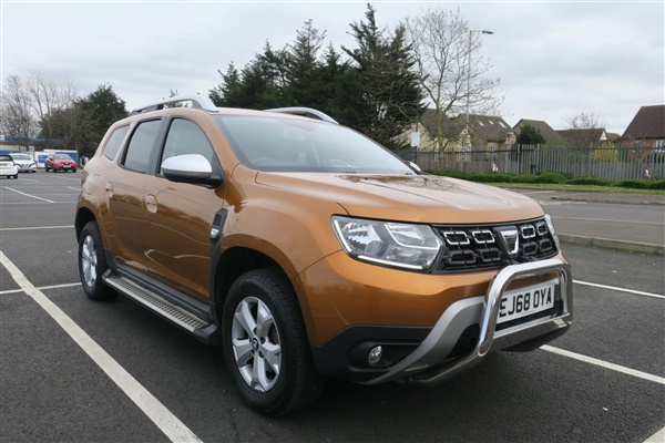Dacia Duster 1.5 Blue dCi Comfort (s/s) 5dr