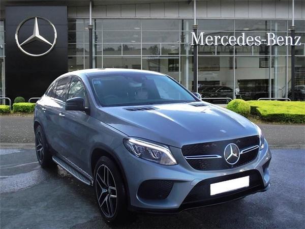 Mercedes-Benz GLE GLE 350d 4Matic AMG Line Premium Plus 5dr