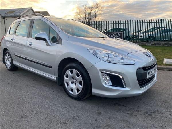 Peugeot  E-HDI SW ACCESS £20 ROAD TAX  MILES