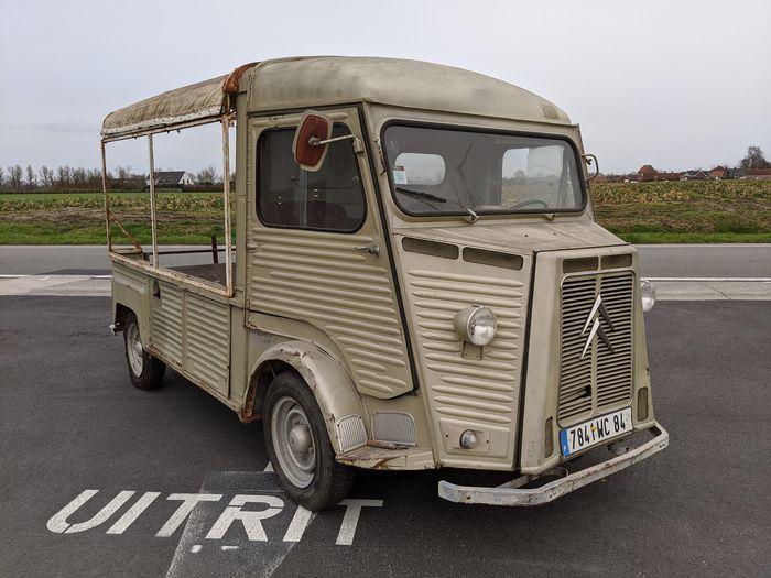 Citroën - Type HY - NO RESERVE -
