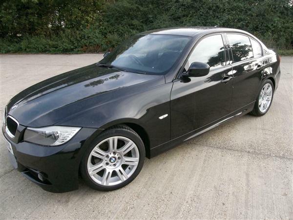 BMW 3 Series 320d m sport - full service history - new