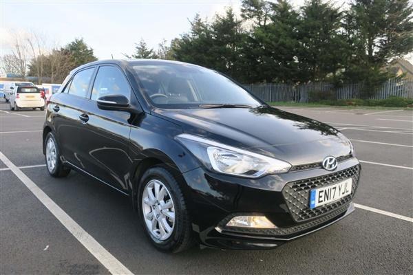 Hyundai I SE Hatchback 5dr Petrol (84 ps)