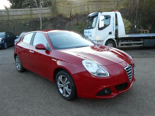 Alfa Romeo Giulietta 1.4 TB MultiAir Lusso