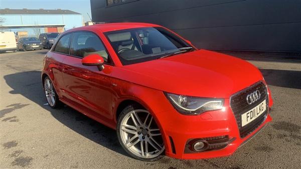 Audi A1 1.4 TFSI S Line 3dr