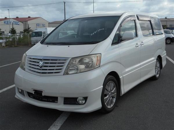 Toyota Alphard AS Premium Alcantara Auto
