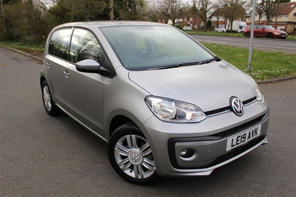 Volkswagen Up 1.0 High Up 5Dr Asg [Start Stop] Auto