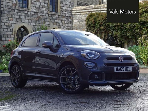 Fiat 500X 1.3 FireFly Turbo Sport DCT (s/s) 5dr Automatic