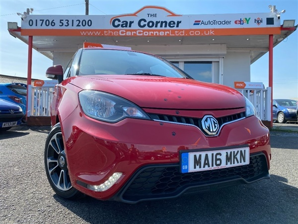Mg MG3 3 STYLE VTI-TECH used cars Rochdale, Greater