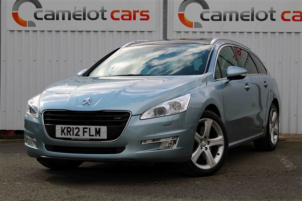 Peugeot  HDI GT SW Auto