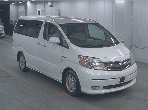 Toyota Alphard TOYOTA ALPHARD HYBRID 8 SEATER MPV 2 ELECTRIC
