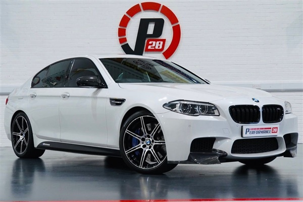 BMW M Jahre Edition Saloon 4dr Petrol M DCT (s/s)