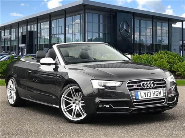 Audi A5 S5 Quattro 2Dr S Tronic Auto