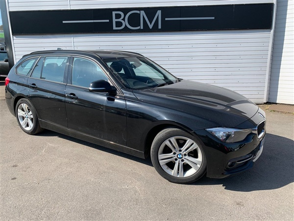 BMW 3 Series d Sport Touring Auto (s/s) 5dr
