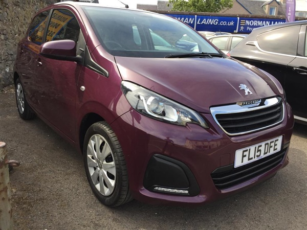 Peugeot  Active 5dr
