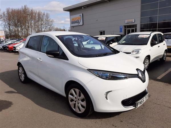Renault ZOE 22kWh Dynamique Intens Auto 5dr (i)