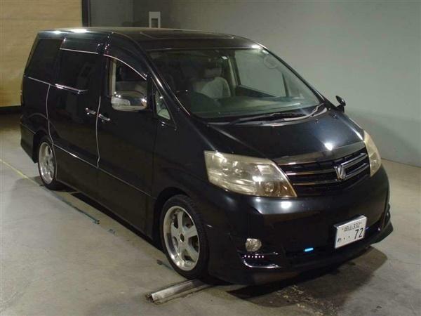Toyota Alphard TOYOTA ALPHARD MS Limited 4WD Automatic MPV