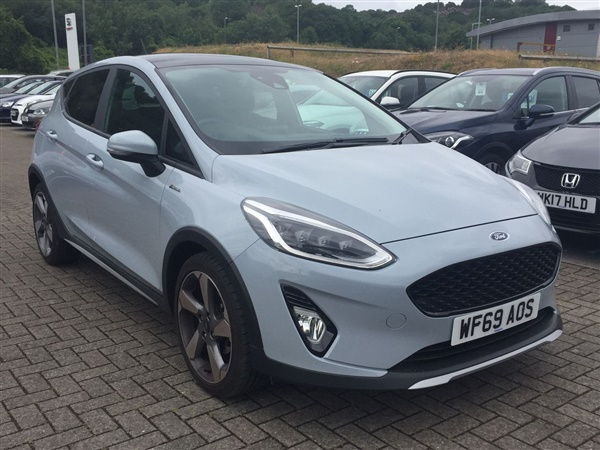 Ford Fiesta 1.0 EcoBoost Active X 5dr Auto