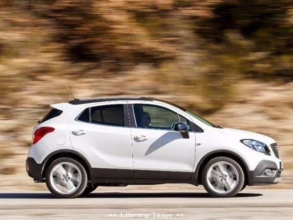 Vauxhall Mokka V TURBO LIMITED EDITION 5DR