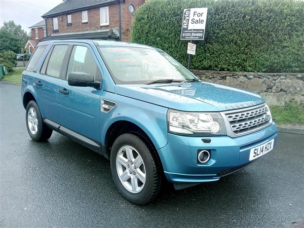 Land Rover Freelander 2 2.2 SD4 GS TURBO DIESEL AUTOMATIC -