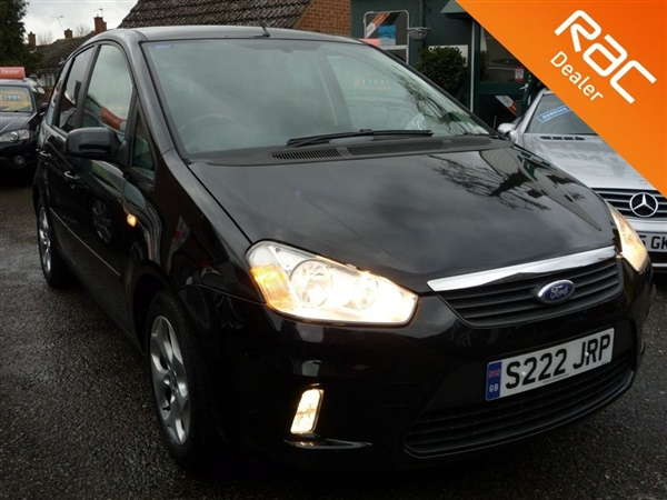 Ford C-Max 1.8 ZETEC 5d  Miles ONLY ! ! FULL SERVICE