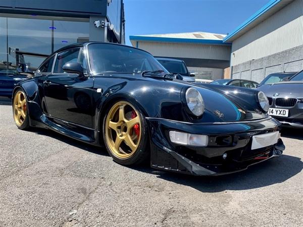 Porsche  Turbo 2dr