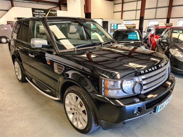 Land Rover Range Rover Sport 4.4 V8 HSE 5DR 4X4-RARE CAR