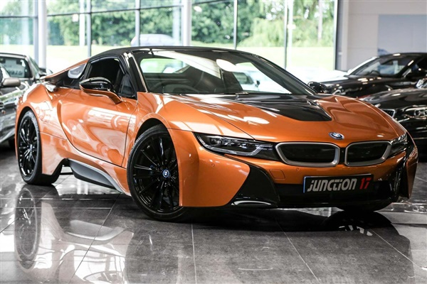 BMW ikWh Roadster Auto 4WD (s/s) 2dr
