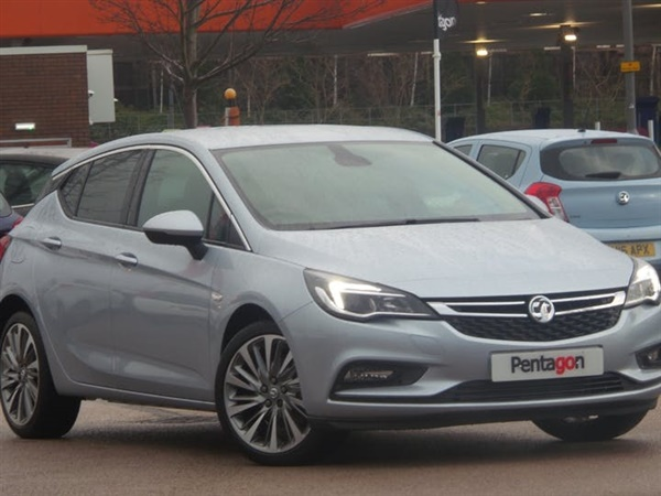 Vauxhall Astra 1.6 CDTI 136PS GRIFFIN 5DR