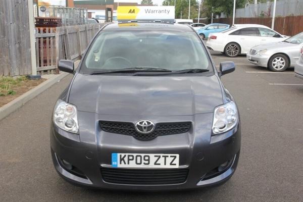 Toyota Auris VALVEMATIC TR MM Semi Auto