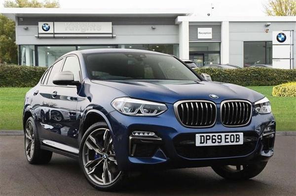BMW X4 X4 M40I Auto
