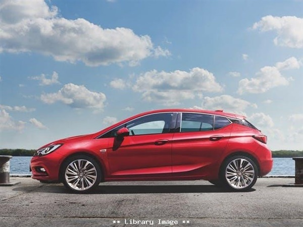 Vauxhall Astra V TURBO 150PS GRIFFIN 5DR START STOP