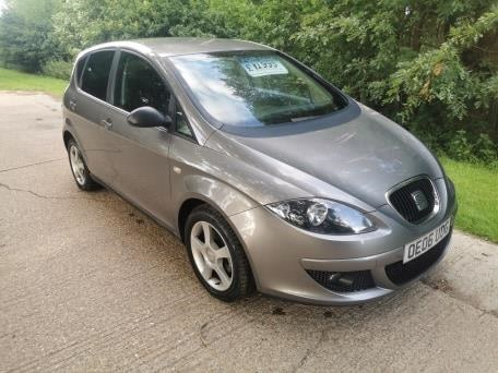 Seat Altea 1.9 TDi Reference Sport 5dr