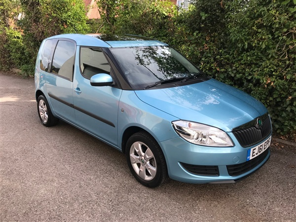 Skoda Roomster SE TSI DSG ONLY  MILES FROM NEW Auto