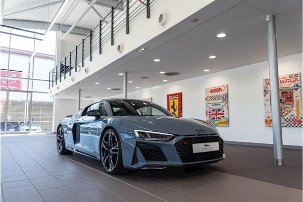Audi R8 R8 Performance Carbon Black Coupe 5.2 S Tronic