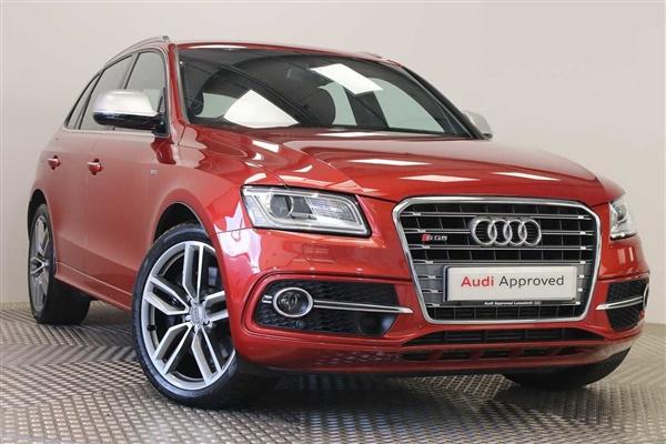 Audi SQ5 3.0 TDI quattro 313 PS tiptronic