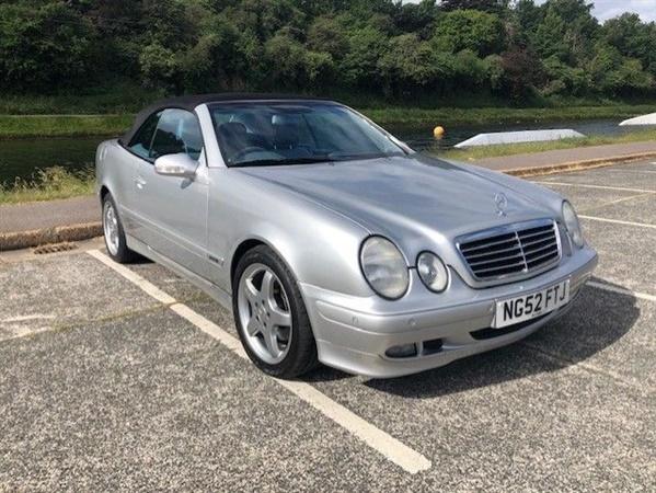 Mercedes-Benz CLK 2.3 CLK230 KOMPRESSOR AVANTGARDE 2d 197
