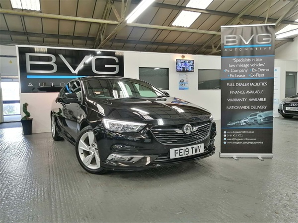 Vauxhall Insignia 1.5i Turbo GPF SRi VX Line Nav Grand Sport