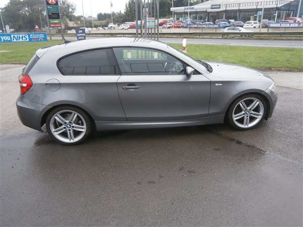 BMW 1 Series 118D M SPORT
