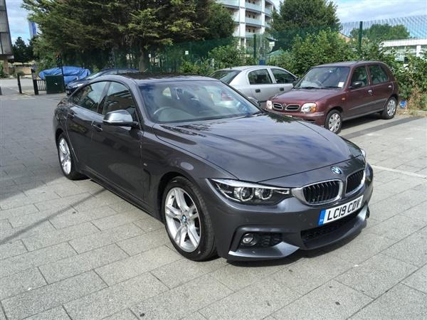 BMW 4 Series BMW 4 Series 420i 19 AUTO M SPORT STEP GRAN